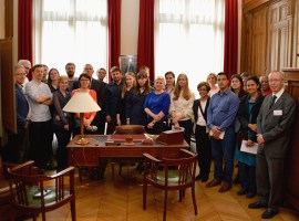 Visite d'étude du réseau Bosch Alumni