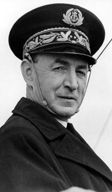 Georges THIERRY D'ARGENLIEU
