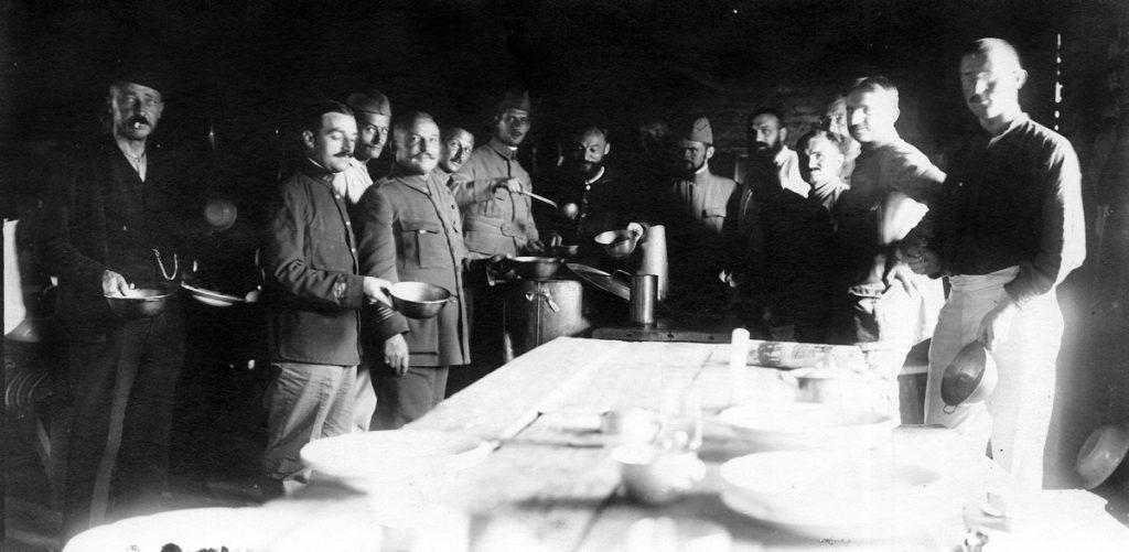 De Gaulle prisonnier