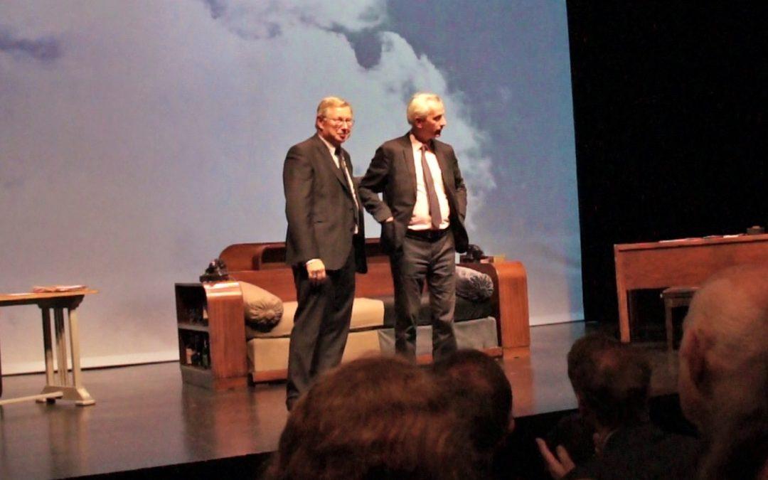 Pièce de théâtre «Meilleurs alliés» – Échange avec l'auteur et le metteur en scène