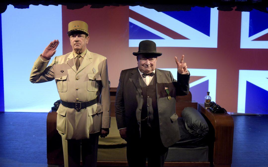 Pièce de théâtre «Meilleurs Alliés»