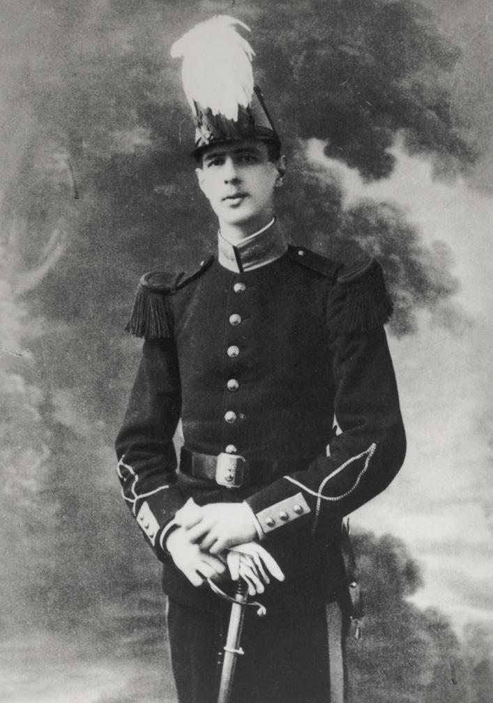 De Gaulle Saint-Cyrien