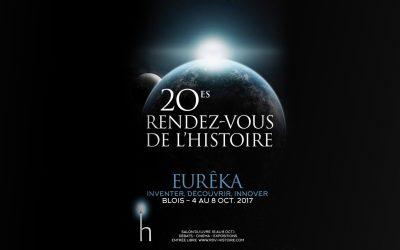 Présence de la Fondation aux 20e Rendez-vous de l'Histoire de Blois