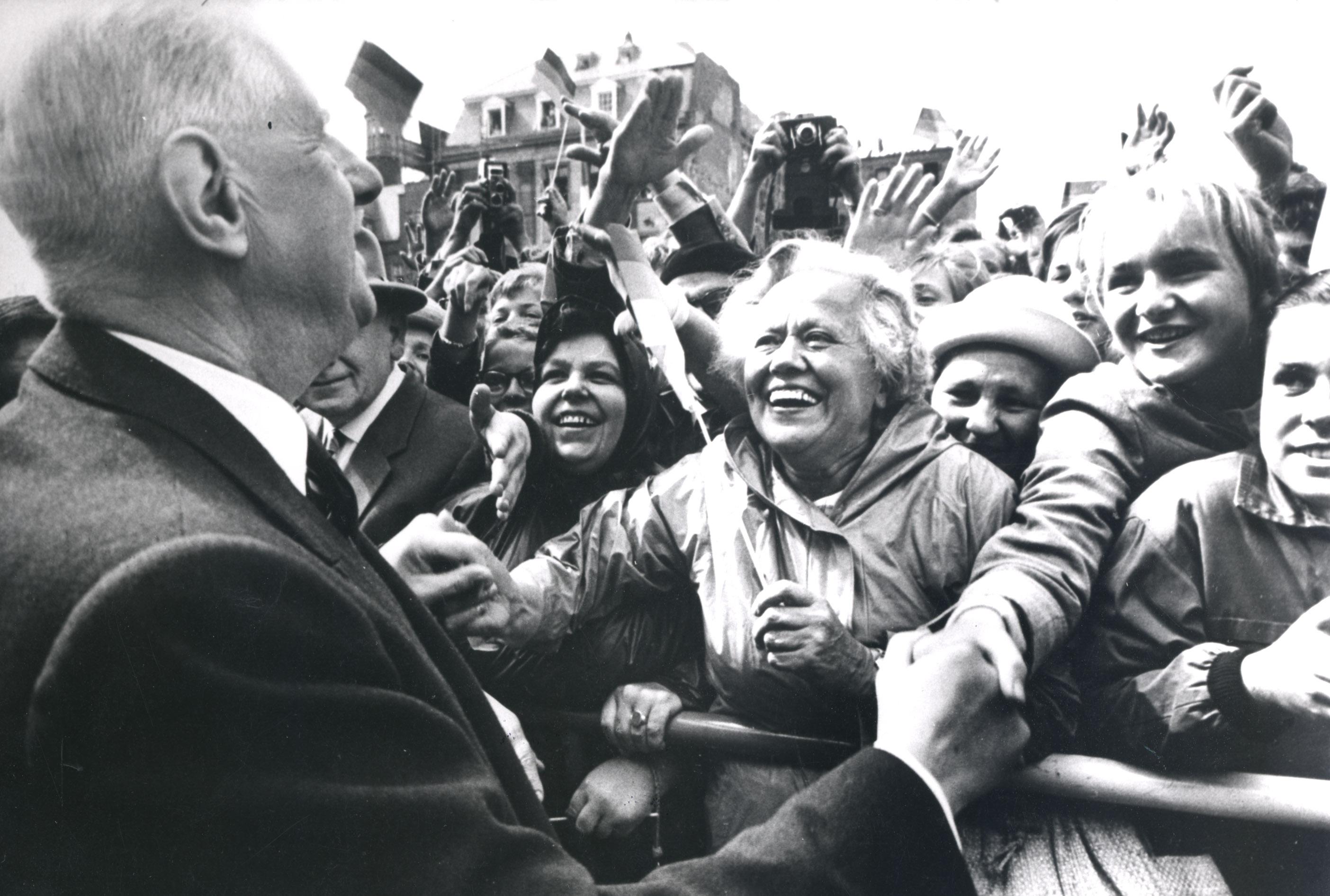 de Gaulle à Bonn