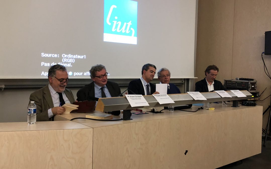 Vidéos des conférences des «Rendez-vous de l'Histoire» à Blois