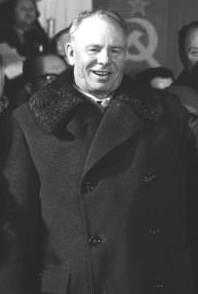 Nicolai Viktorovitch PODGORNY