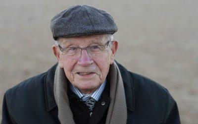 Décès de Jacques Hébert, Compagnon de La Libération
