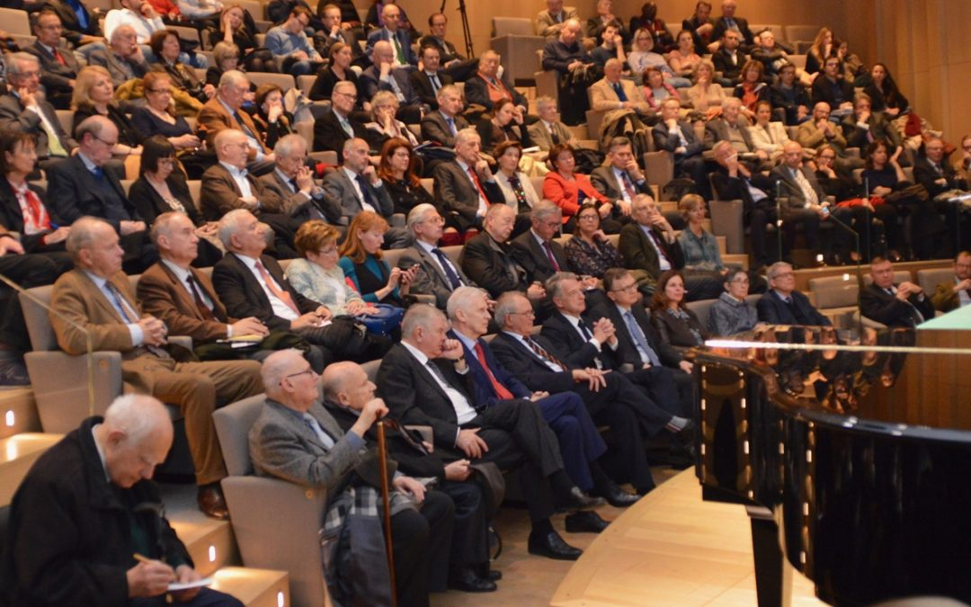 Conférence d'Hélène Carrère d'Encausse