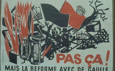 Nouveau dossier thématique : Mai 68 – 50 ans après