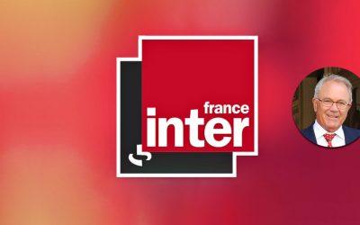 Jacques Godfrain, invité au 6h20 de France Inter – Mai 1968