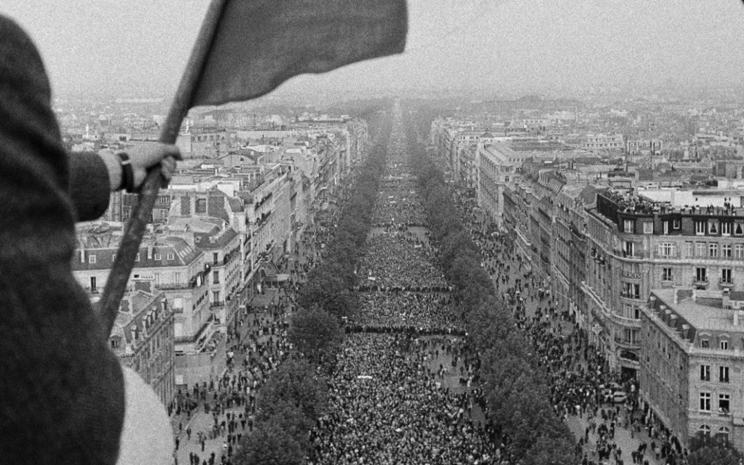 Article Le Point : « La manifestation qui mit fin à Mai 1968 »