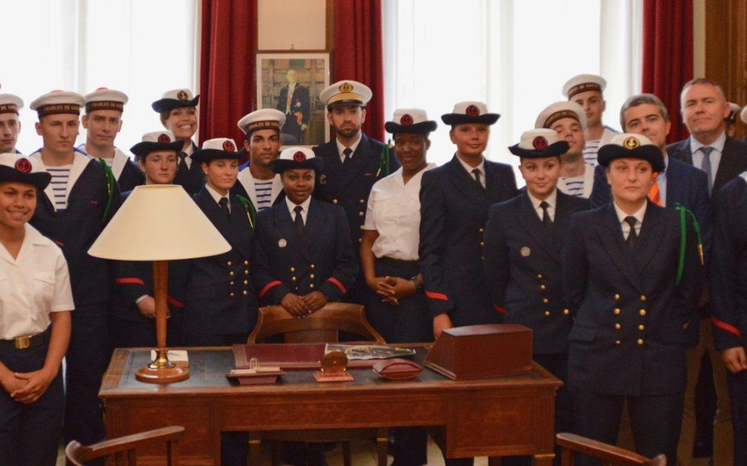 Signature le 6 juin du partenariat avec le porte-avions Charles de Gaulle