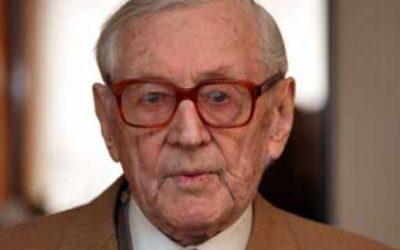 Hommage à l'Ambassadeur Pierre Maillard, ancien conseiller diplomatique du général de Gaulle