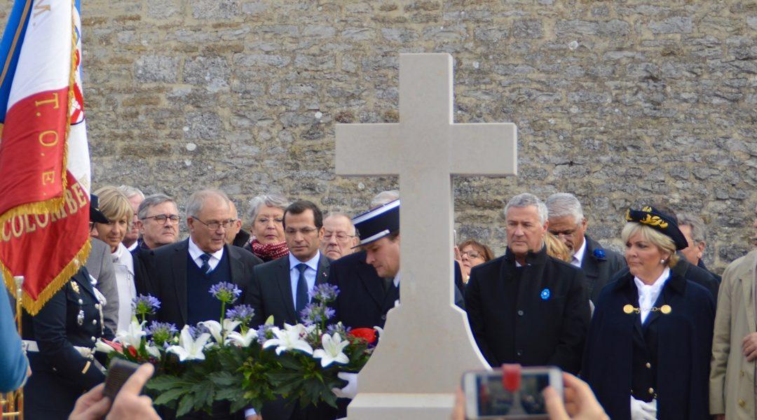 9 novembre 2018 : 48e anniversaire de la mort du général de Gaulle
