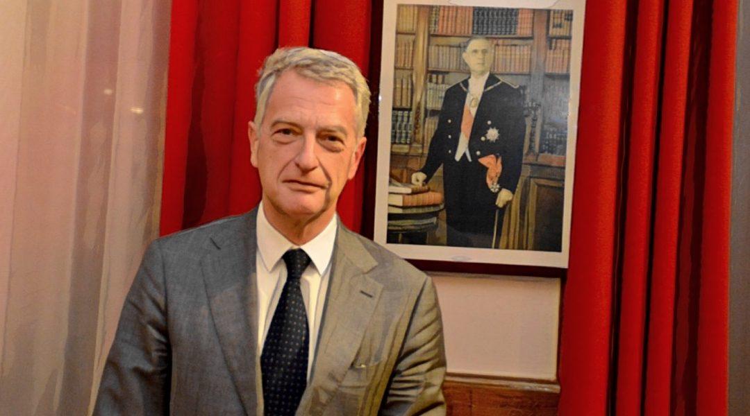 Hervé Gaymard élu nouveau président de la Fondation Charles de Gaulle