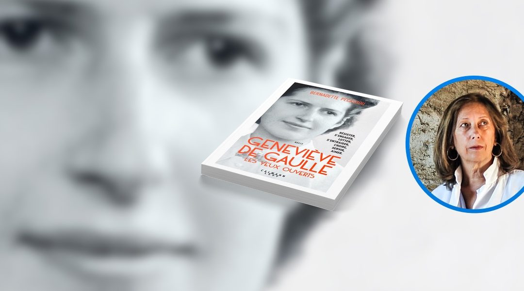 Conférence  «Geneviève de Gaulle, les yeux ouverts»