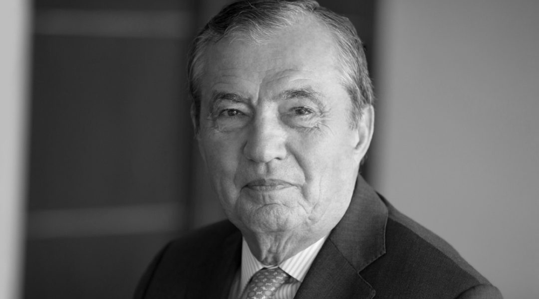 Hommage à Bertrand Collomb, ancien PDG de Lafarge et ancien président du Club d'entreprises de la Fondation Charles de Gaulle