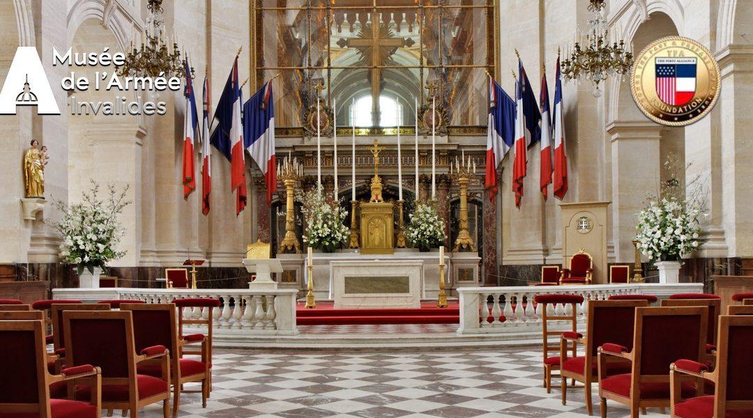 Concert Saint Louis des Invalides le 12 septembre 2019 – COMPLET