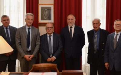 Accord de coopération entre la Fondation Charles de Gaulle et l'Association Nationale des Amis de Jean Moulin