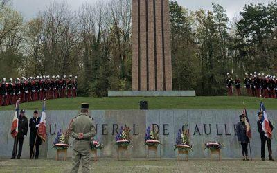 9 novembre 2019 : 49e anniversaire de la disparition du général de Gaulle