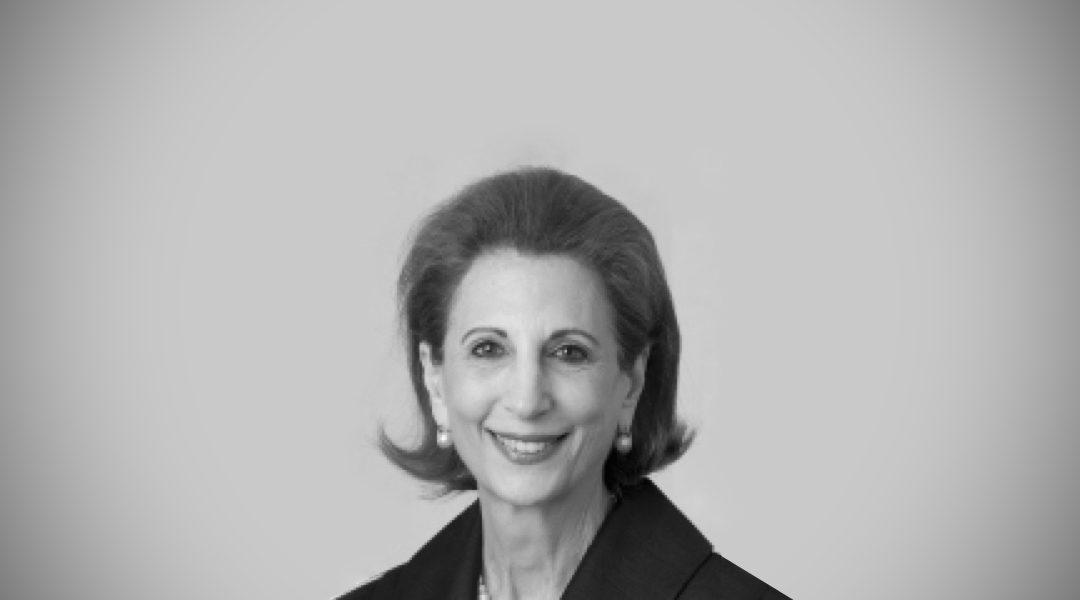 Hommage à l'honorable Carole L. Brookins, Présidente de la Fondation américaine The First Alliance