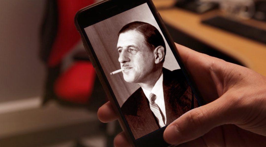 Les éphémérides « De Gaulle » – 30 avril 2020