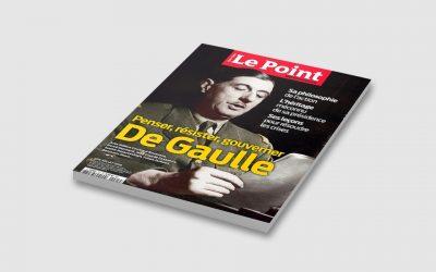 Hors-série Le Point «De Gaulle – Penser, résister, gouverner»
