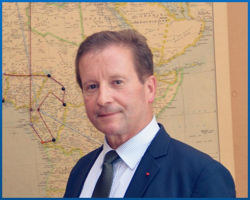 Contre-amiral (2e section) Jérôme Erulin