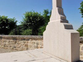 Tombe du général de Gaulle vandalisée
