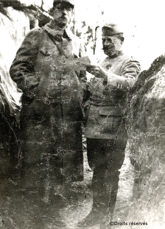 02/03/1916 : Charles de Gaulle est blessé à Douaumont et fait prisonnier