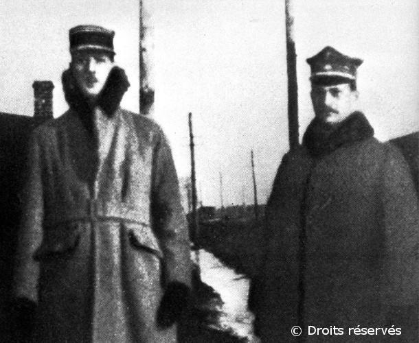 Avril 1919 – Janvier 1921 : Affectation de Charles de Gaulle en Pologne
