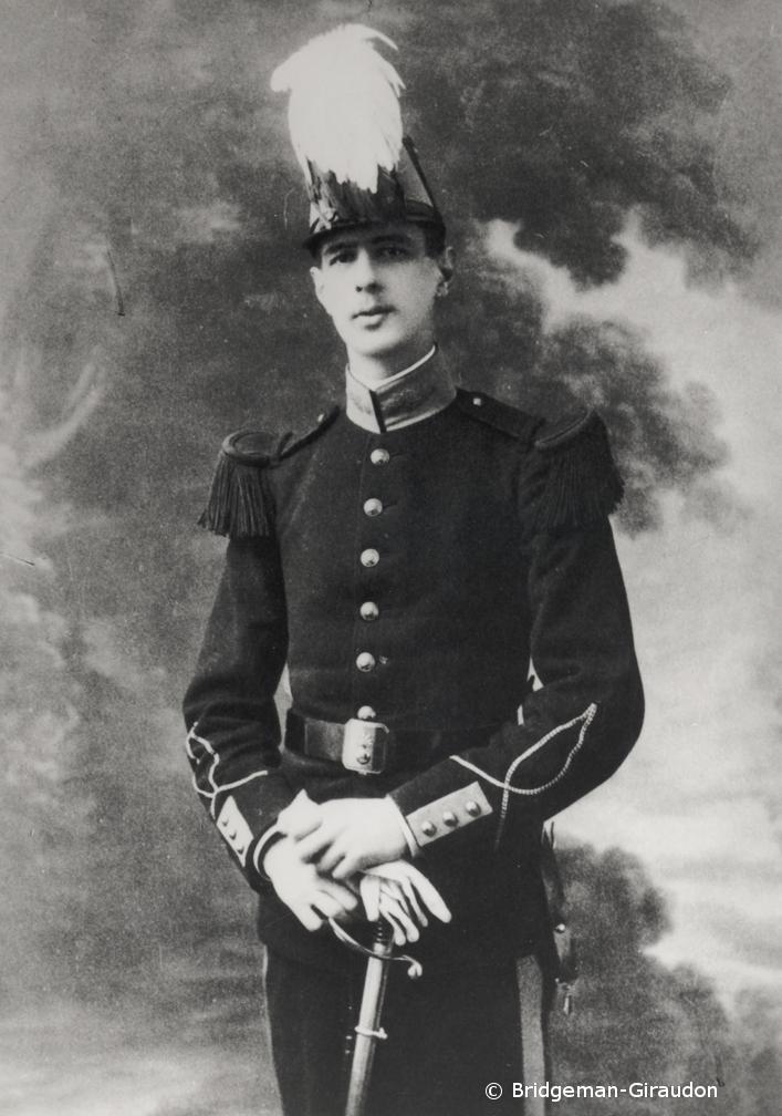 09/10/1912 : Sortie de Saint-Cyr et affectation au 33e Régiment d'Infanterie d'Arras