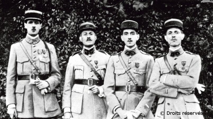03/12/1918 : Retour en France de Charles de Gaulle