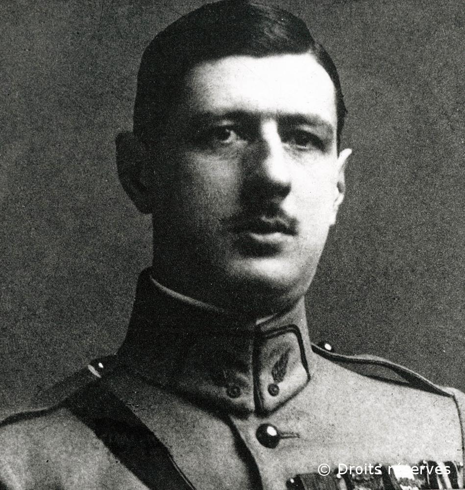 02/09/1922 : Admission à l'Ecole supérieure de Guerre