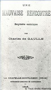 Été 1905 : Premiers écrits