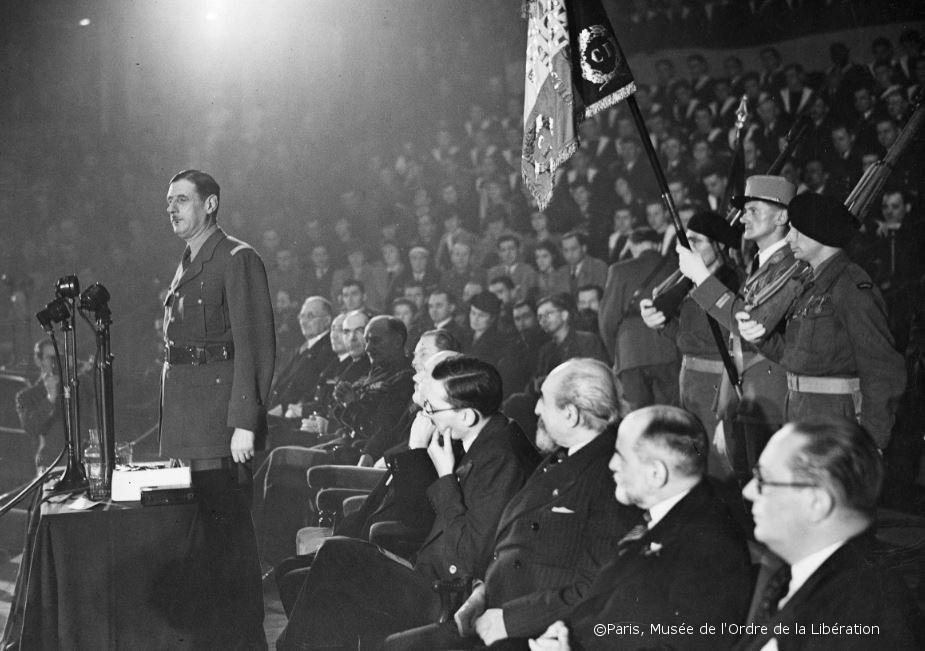 11/11/1942 : Les Allemands envahissent la zone sud / Discours à l'Albert Hall