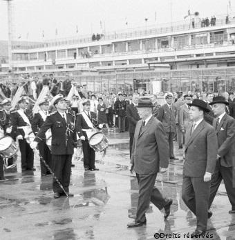 02-04/09/1959 : Voyage officiel d'Eisenhower en France
