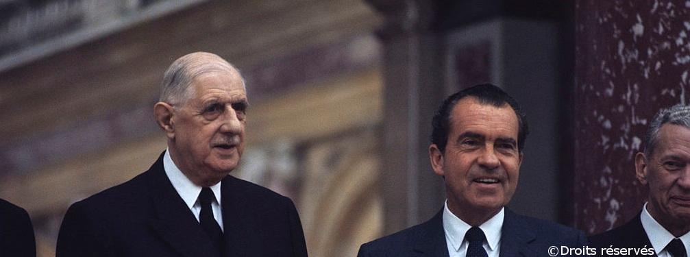 28/02-02/02/1969 : Voyage officiel du président Nixon en France