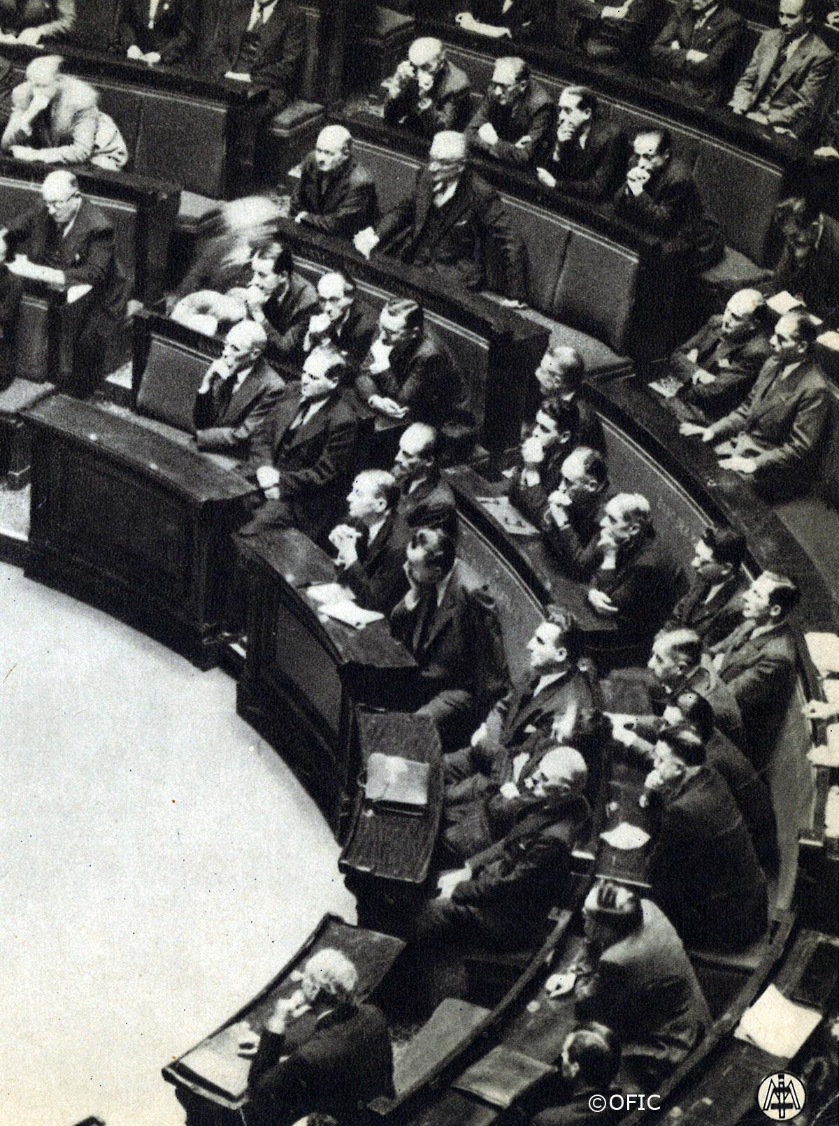 20/01/1946 : Le général de Gaulle démissionne du gouvernement