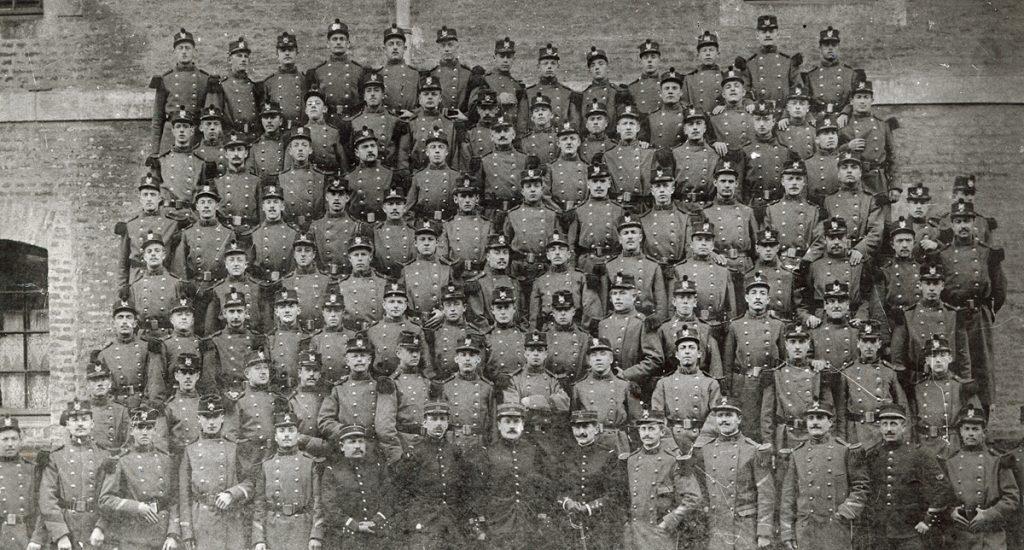 33e régiment d'infanterie d'Arras