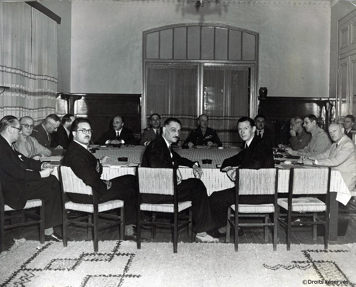 03/06/1944 : Le CFLN devient le GPRF
