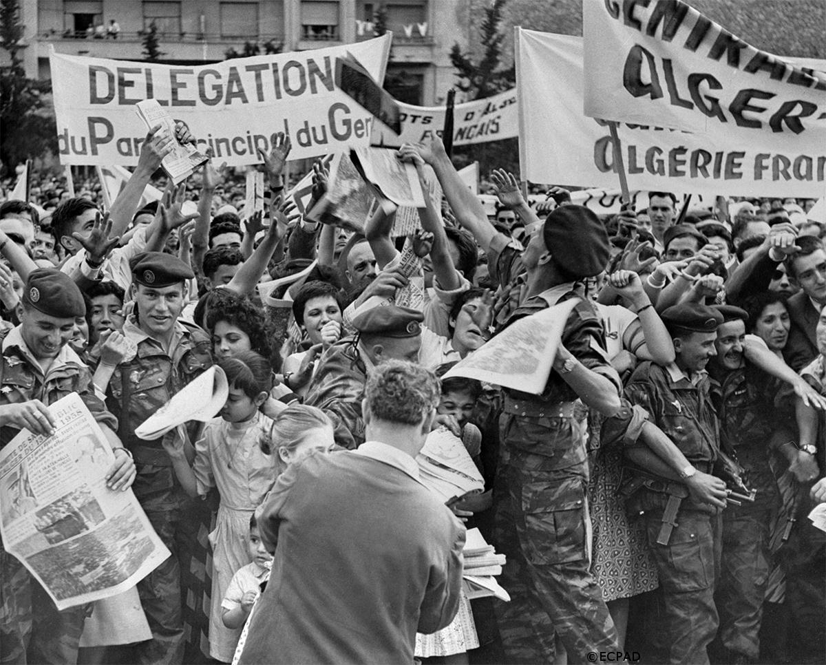 13/05/1958 : Putsch militaire d'Alger