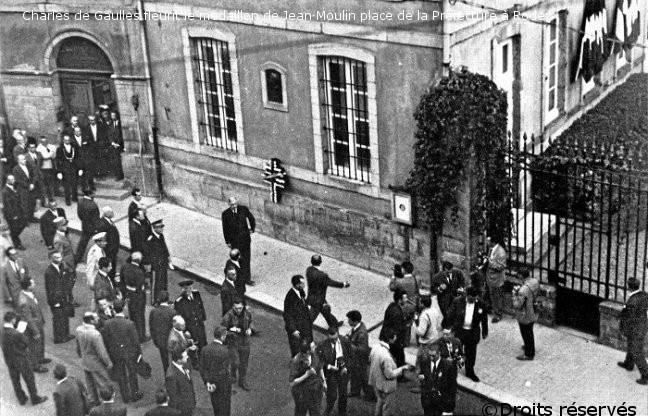 21-24/09/1961 : Voyage dans l'Aveyron, la Lozère, l'Ardèche et le Rhône