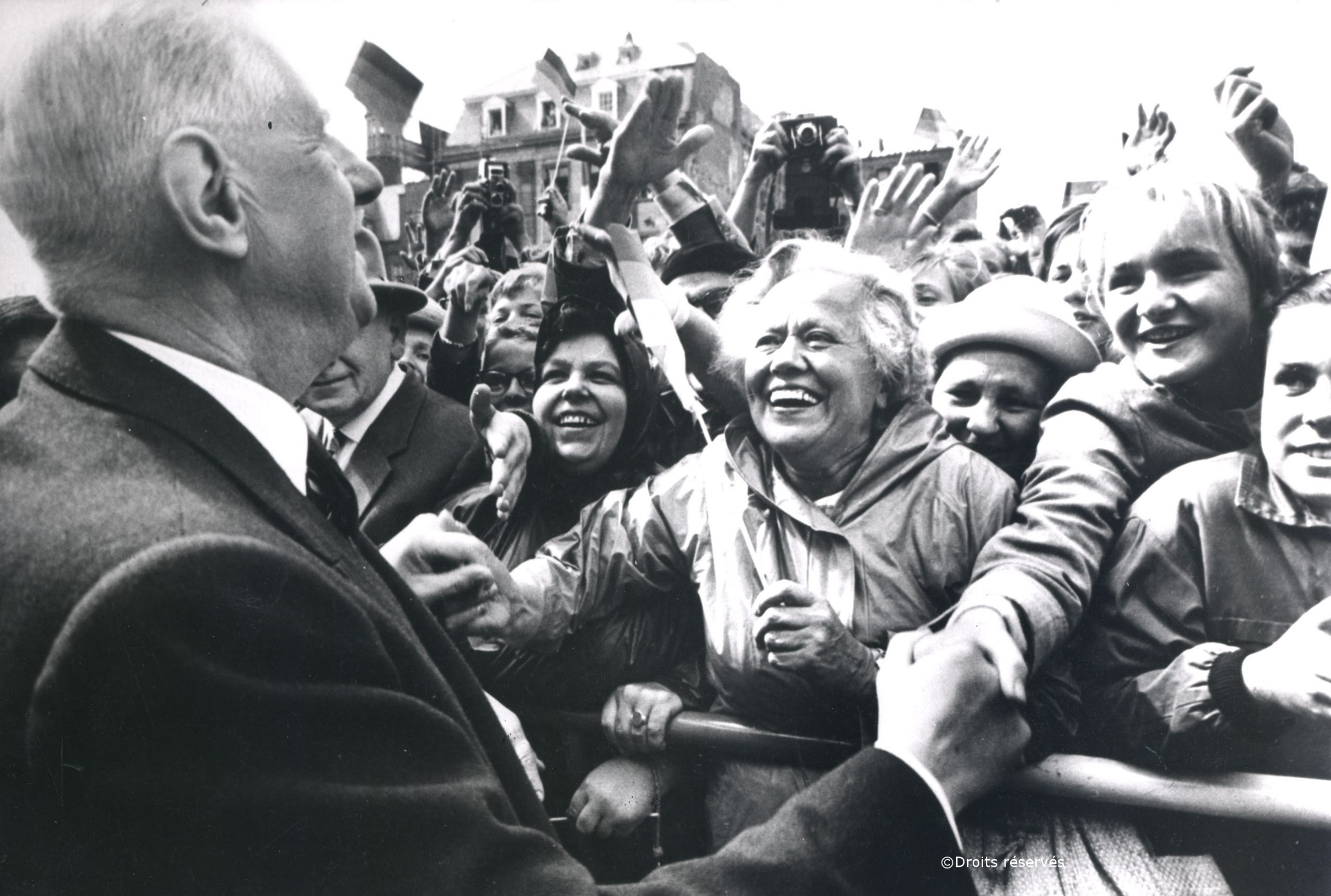 04-09/09/1962 : Voyage officiel en Allemagne fédérale