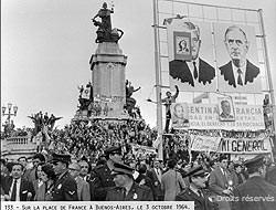 20/09-16/10/1964 : Voyage officiel en Amérique du Sud