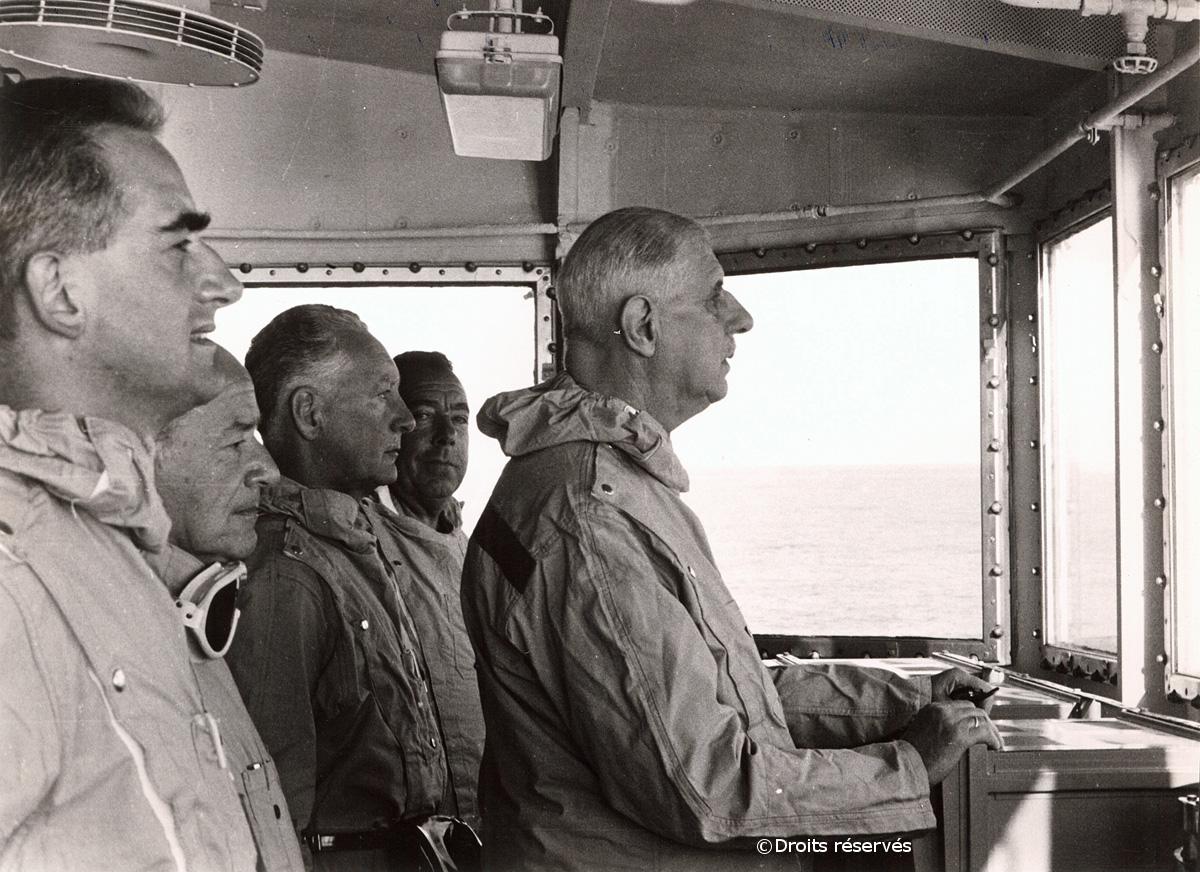 11/09/1966 : Essai atomique à Mururoa