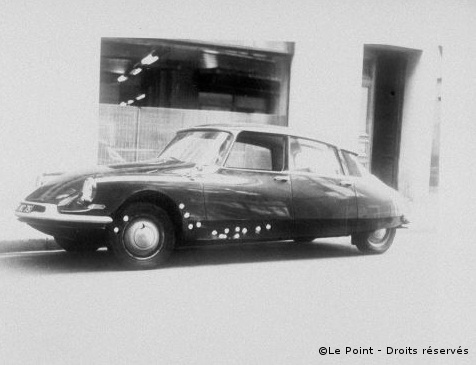 22/08/1962 :  Attentat du Petit-Clamart