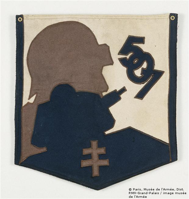1937 : De Gaulle affecté au 507e régiment de chars stationné à Metz