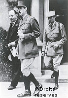 16/06/1940 : De Gaulle en mission officielle à Londres