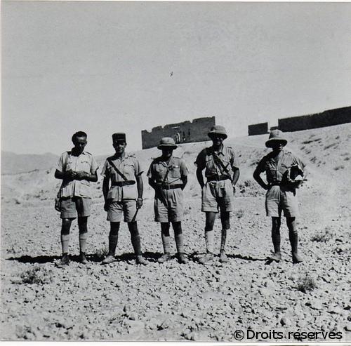 07/06/1941 : Les forces franco-britanniques pénètrent en Syrie et au Liban